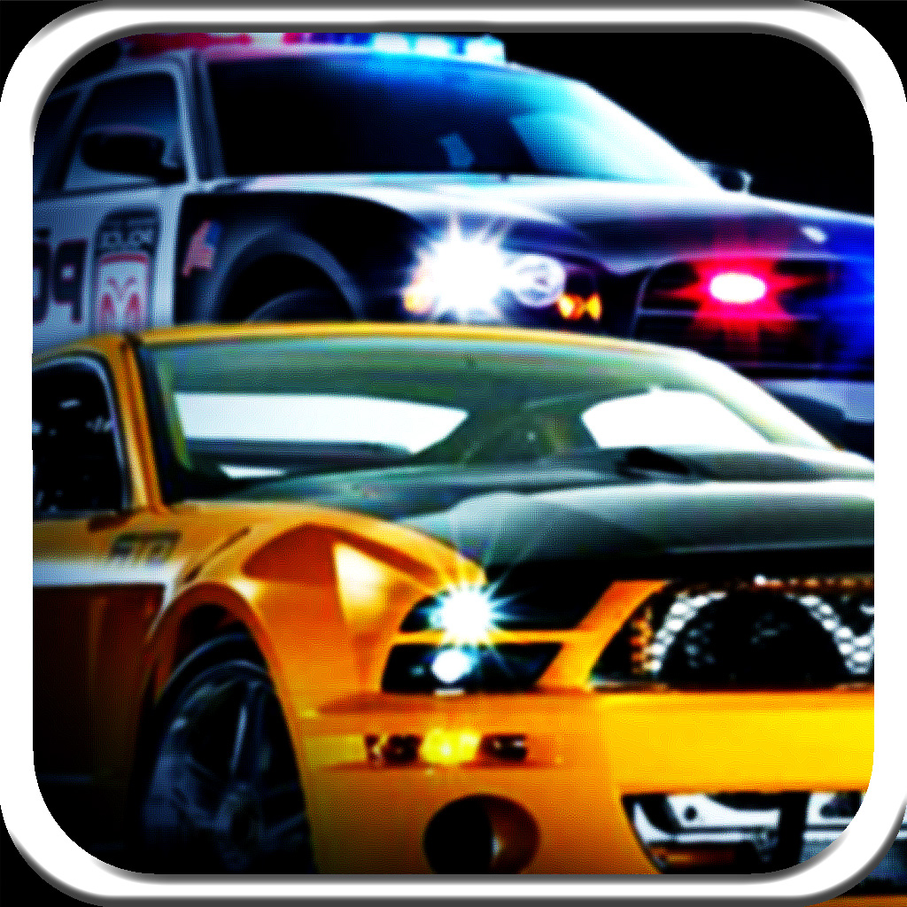 Amazing Clash of Cops Race - A Smash Police to Run in Highway