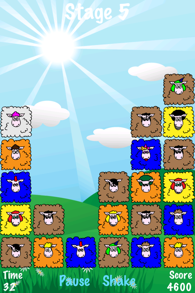 Screenshot Sheep-O-Rama