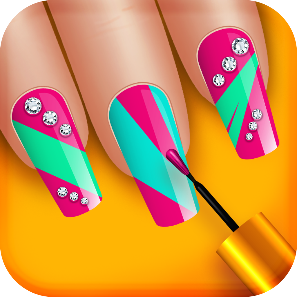 Ana Nail Stylist - Design and style beautiful Nails, Girl Games